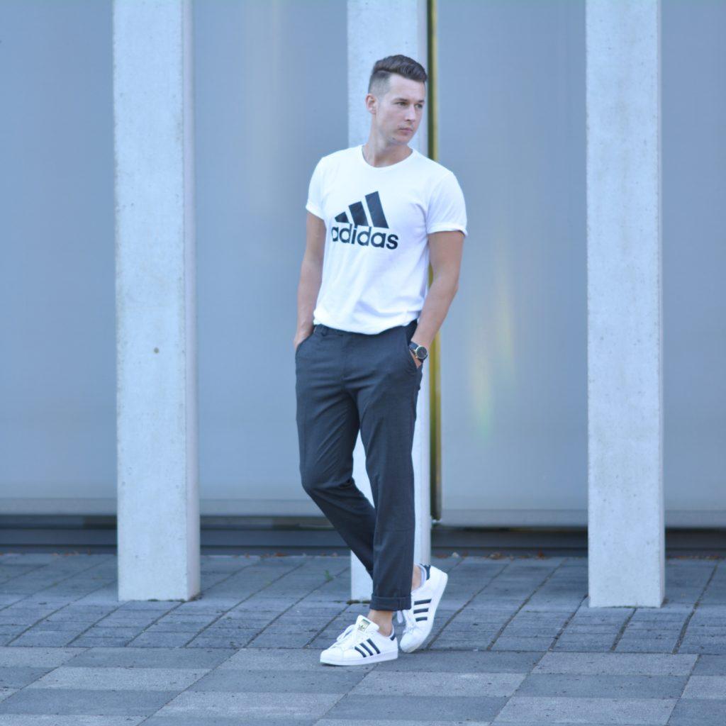 Adidas Look