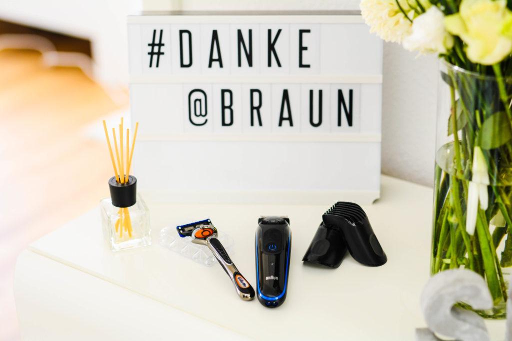 Braun styling