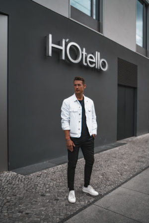 H'Otello K'80 Berlin - Fashion Week
